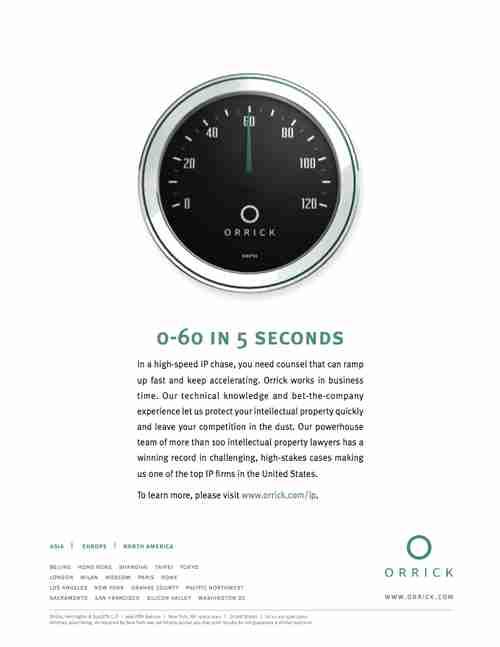 Speedometer Rendering