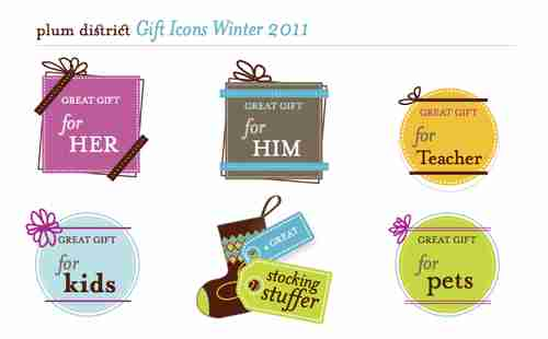 Christmas Deal Badges