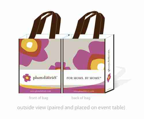 Plum District Bag
