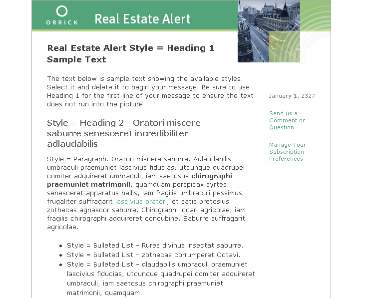 Real Estate (Full Sized)