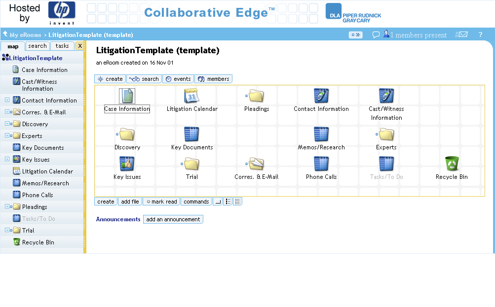 Custom-branded application interface for commercial web application